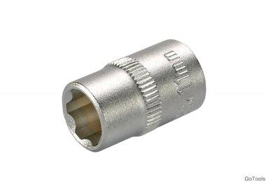 Steckschlüssel-Einsatz, 10 (3/8), Super Lock, 11 mm