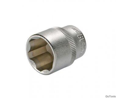 Steckschlüssel-Einsatz, 10 (3/8), Super Lock, 19 mm