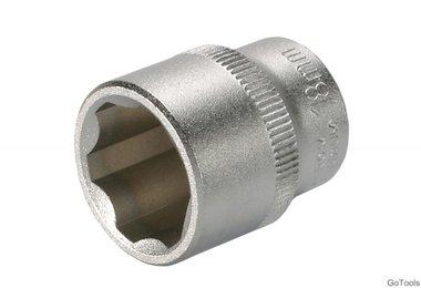 Steckschlüssel-Einsatz, 10 (3/8), Super Lock, 18 mm