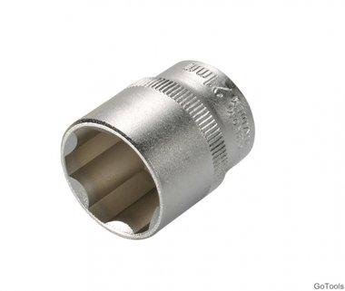 Steckschlüssel-Einsatz, 10 (3/8), Super Lock, 21 mm