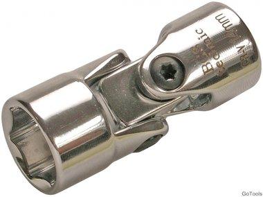 3/8 universal Kniestuk dop, 14 mm