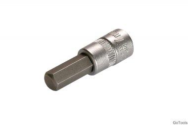 Bit-Einsatz 6,3 (1/4), Innen-6-kant 8 mm