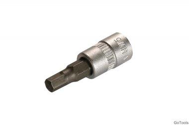 Bit-Einsatz 6,3 (1/4), Innen-6-kant 5 mm