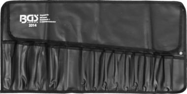Rolltasche für Werkzeug mit 15 Fächern | 660 x 320 mm | leer