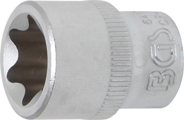 Steckschlüssel-Einsatz für E-Profil, E18, 10 (3/8)