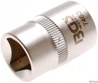 Dreikant-Einsatz für Pfostenschlösser, M10 (15 mm)
