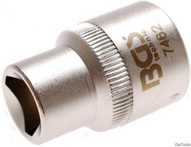 Dreikant-Einsatz für Pfostenschlösser, M8 (12 mm)