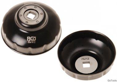 Ölfilterschlüssel Zwölfkant Ø 76 mm für Fiat, Mercedes-Benz, Renault