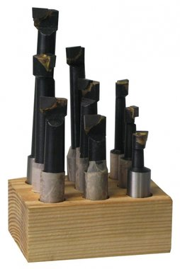 Set Meißel für Bohrkopfes kkc, KBS912 -12mm