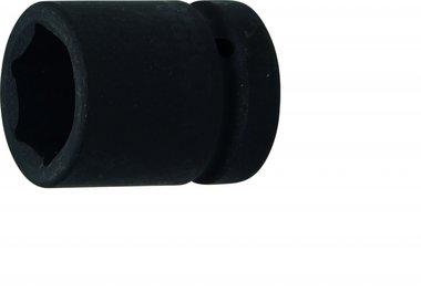 Kraft-Steckschlüssel-Einsatz Sechskant Antrieb Innenvierkant 25 mm (1) SW 34 mm