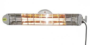 Elektro-Infrarotheizung 712x112x83mm