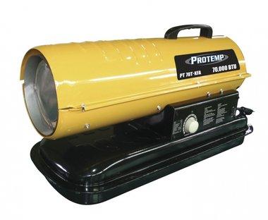 Heißluftgebläse Diesel 385 m³