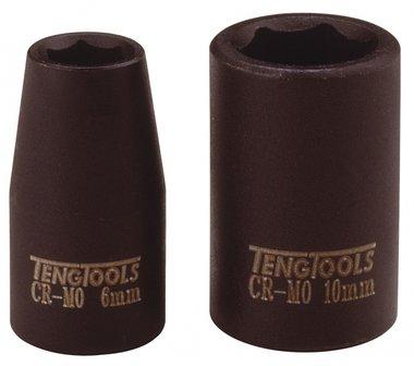 Slagdop 1/4 kurz 6mm