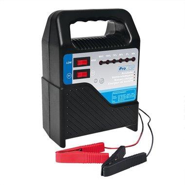 Batterieladegerät 6V/12V 8Amp.