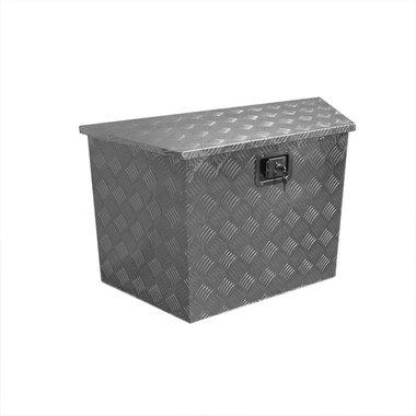Werkzeugbox Aluminium für Anhänger 830/540 x 360 x H490mm