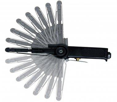 Druckluft-Bandschleifer für 10 mm Schleifbänder