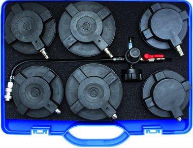 Turbolader-Systemprüfstand für LKW