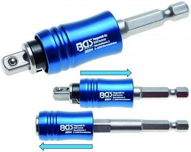 2-in-1 Magnethalter für Bits und Sockets
