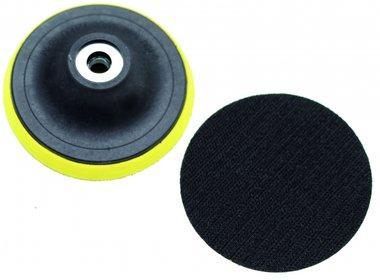 Schleifscheibe mit Klettband, 100 mm für BGS 9259