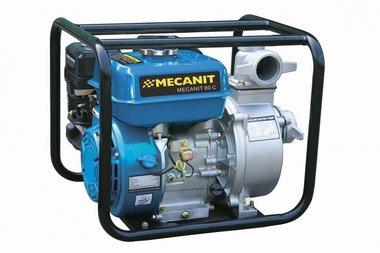 Benzinpumpe für Abwasser 80mm