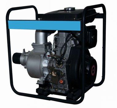 Pumpe mit Dieselmotor für Abwasser