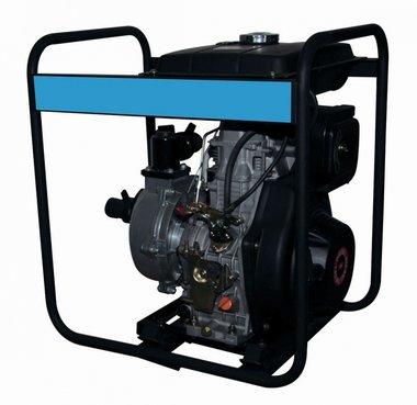 Pumpe mit Dieselmotor für sauberes Wasser
