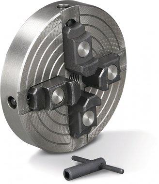 Chucks Holz-Drehmaschine 150mm 2,80kg
