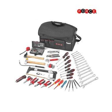 Werkzeugtasche gefüllt 95 tlg