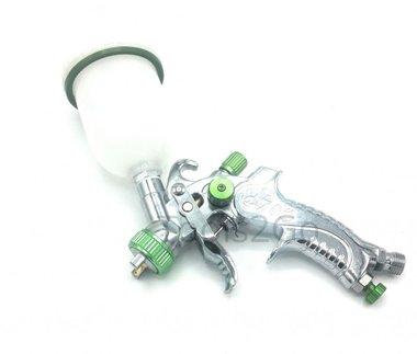 Hvlp Mini Druckluft-Farbspritzpistole 120 ml