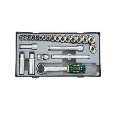 24pc 3/8 Oberflächenantrieb Einfaßungsset
