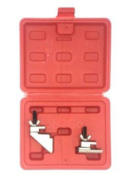 Werkzeugsatz für elastische Keilrippenriemen