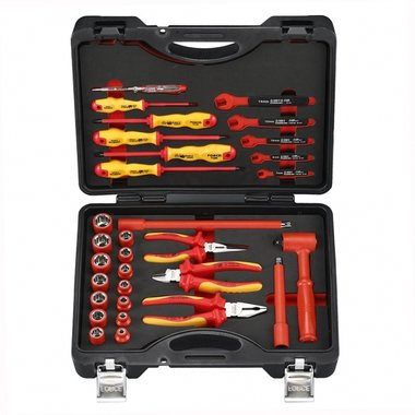 VDE-Werkzeugsatz 31 tlg