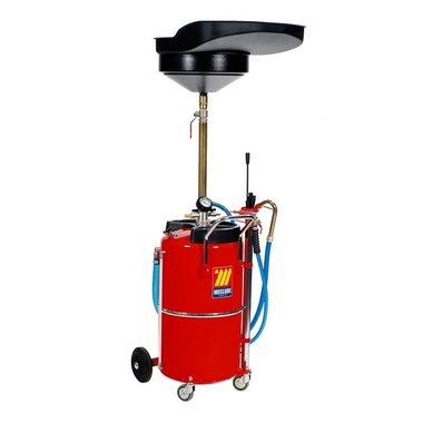 Professionelles Ölabsauggerät vakuumunterstützt 90 Liter