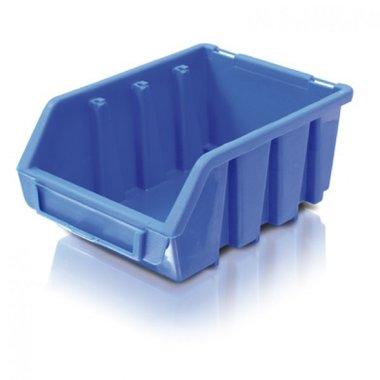 Blaue Lagerplatzgröße 4
