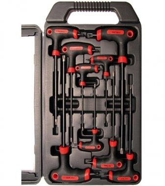 9-teiliger T-Schlüssel Torx Tools Schrauben