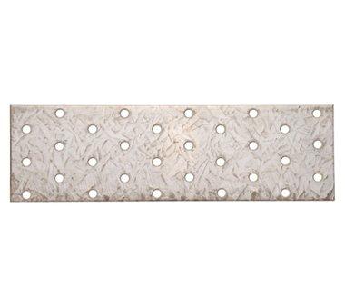 Stahlblech mit Löchern, 200 x 60 mm