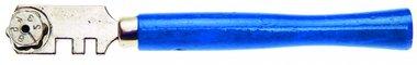 Glasschneider, für Glas mit 3-4 mm Stärke, 130 mm