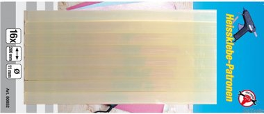 Klebestifte, 16 Stück, 11x200 mm