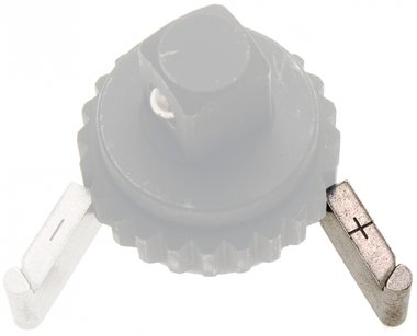 Ersatz-Verriegelungsplatte + für Drehmomentschlüssel BGS 968