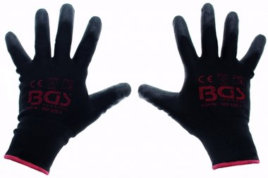 Mechanik Handschuhe, Größe 9 / L