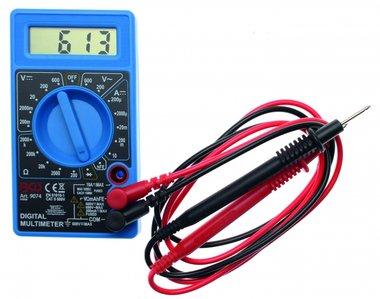 Digital-Multimeter, 3 1/2-stellig