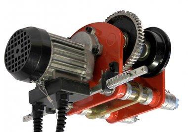Elektrofahrwerk hisst 350x300x220mm