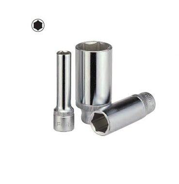 Nüsse Lang 3/8 (6-Kant) 1/2 inch SAE