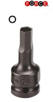 Schlagschrauber Biteinsätze Innensechskant 3/8 (aus einem Stück) 6mm