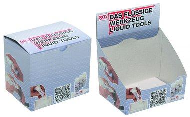 Display Carton Liquid Tool