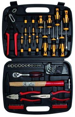 58-teiliger Werkzeugsatz