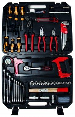 84-teiliger Werkzeugkoffer