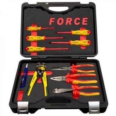 VDE-Werkzeugsatz 10 tlg