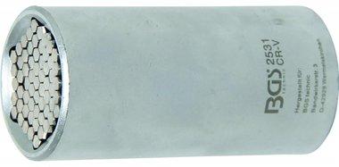 Mehrfachsteckdose, 1/2, 11-32 mm