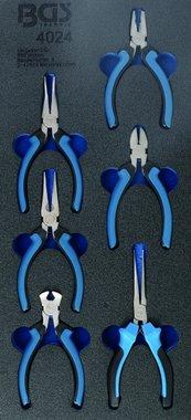 1/3 Werkzeugträger: 6-teilige Präzisionszangen Set